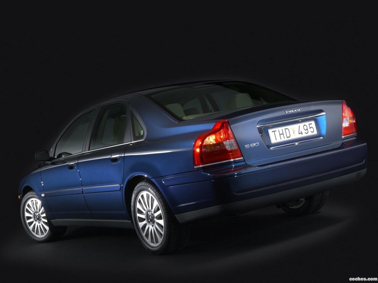 Foto 6 de Volvo S80 1998