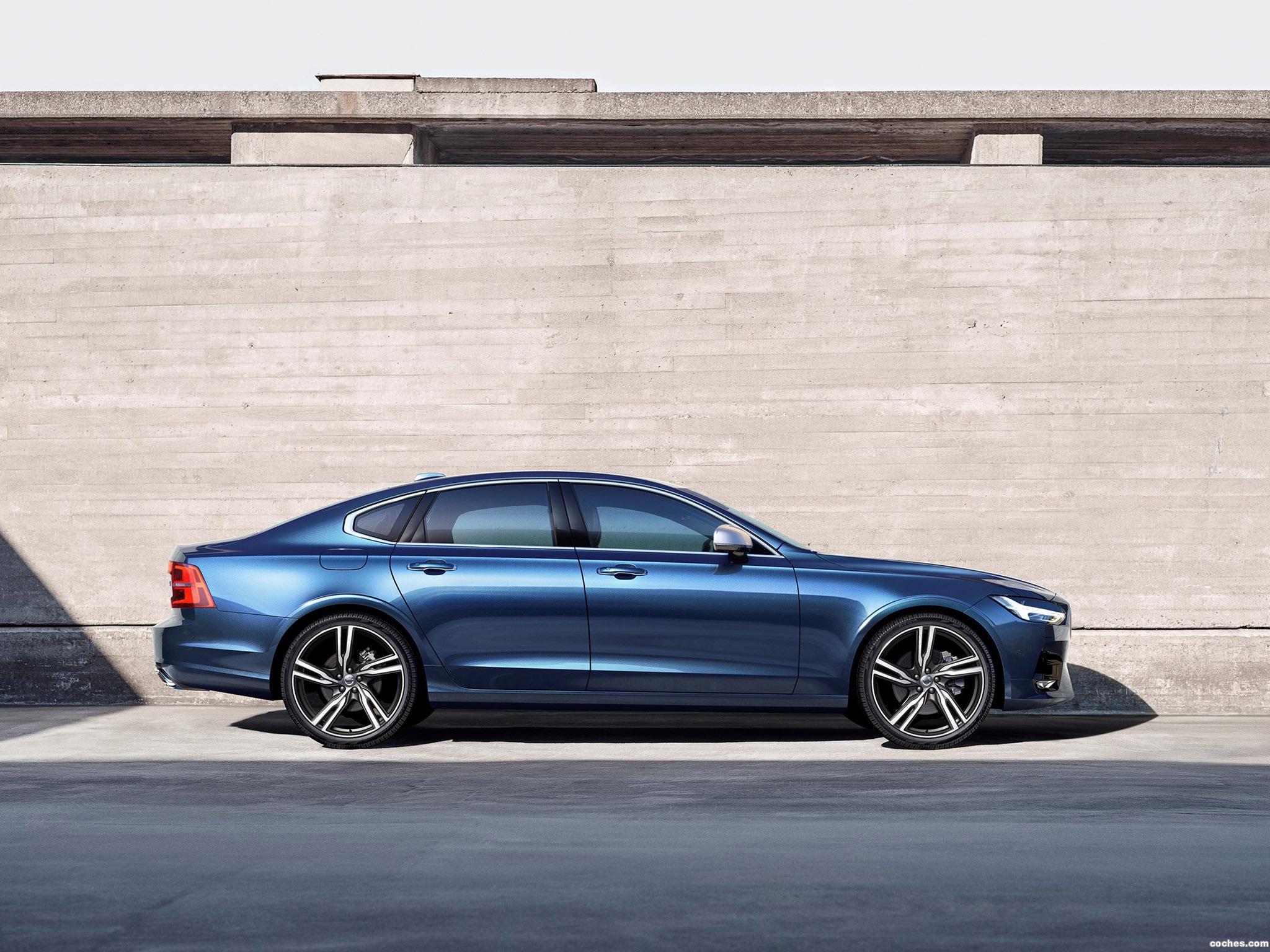 Foto 6 de Volvo S90 T6 R Design 2016