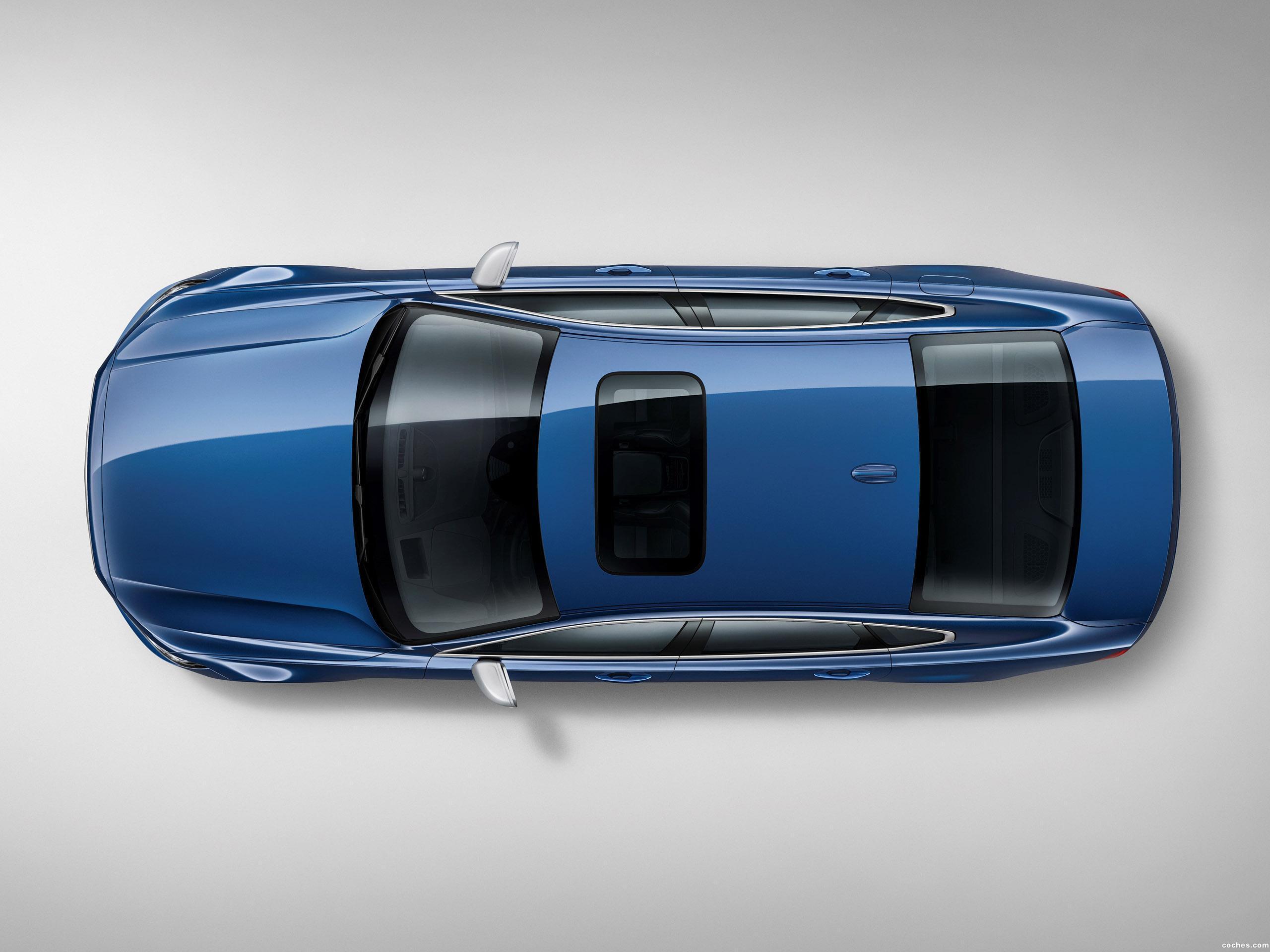 Foto 5 de Volvo S90 T6 R Design 2016