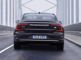 Ver foto 11 de Volvo S90 Recharge T8 plug-in hybrid 2020