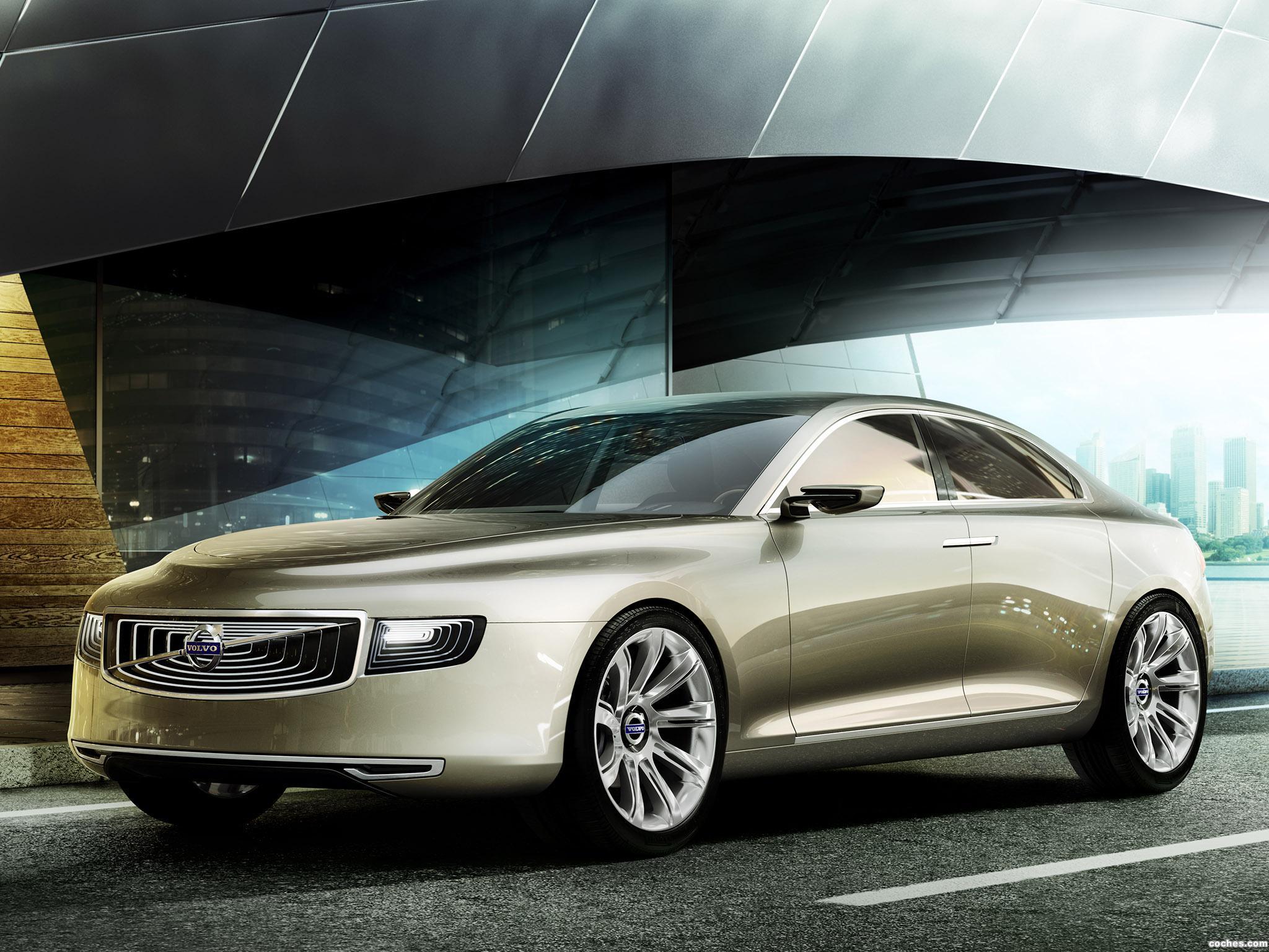 Foto 0 de Volvo Universe Concept 2011