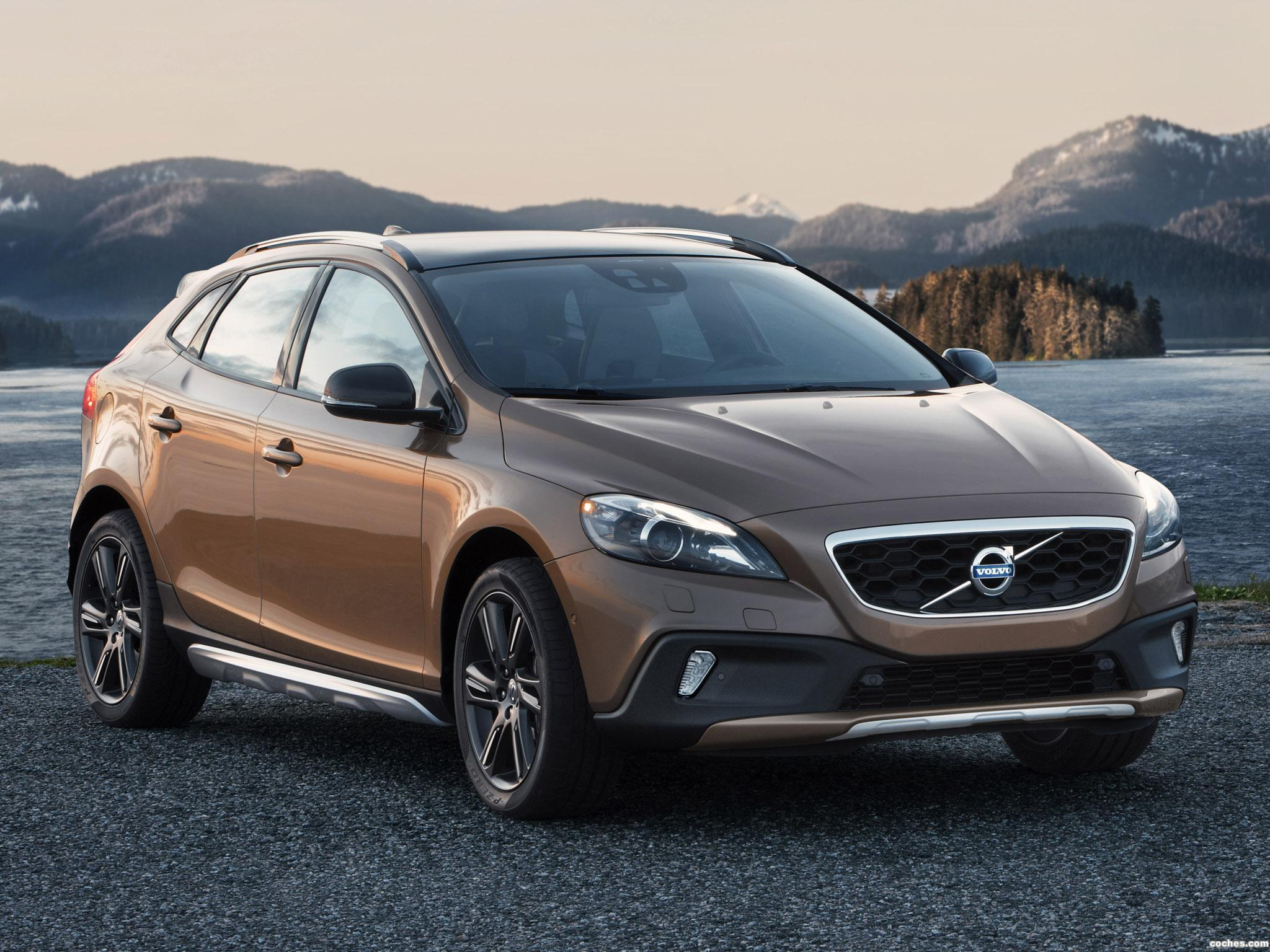 Foto 0 de Volvo V40 Cross Country 2013
