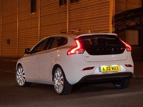Ver foto 12 de Volvo V40 D2 UK 2012