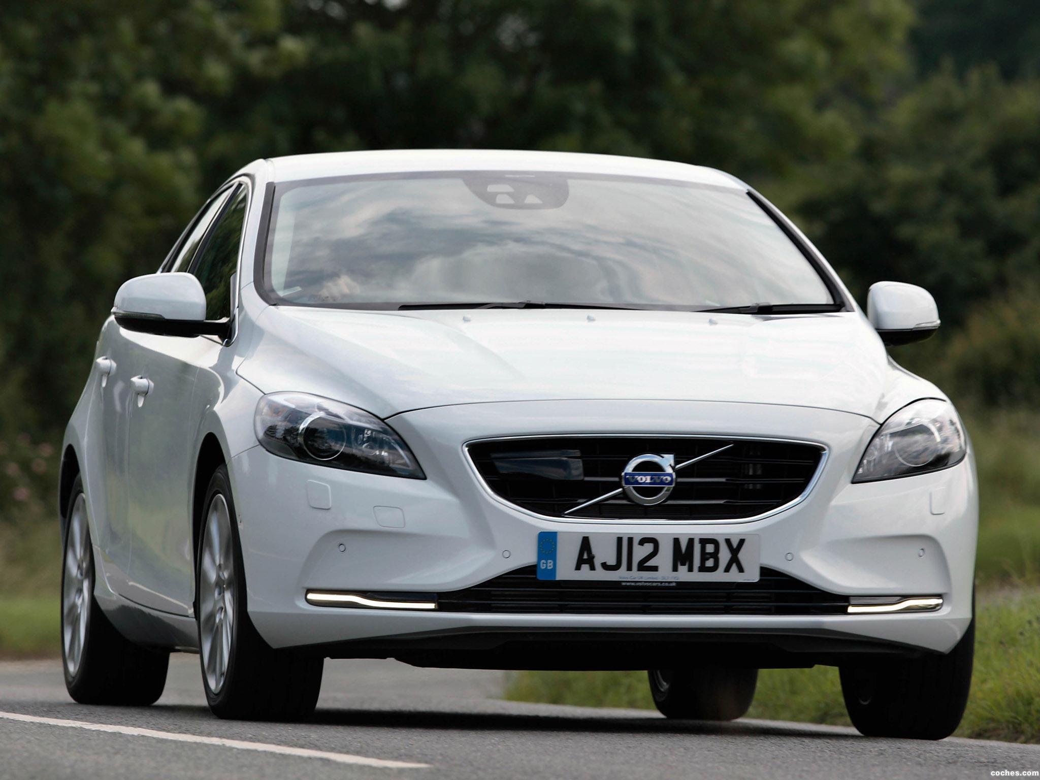 Foto 9 de Volvo V40 D2 UK 2012