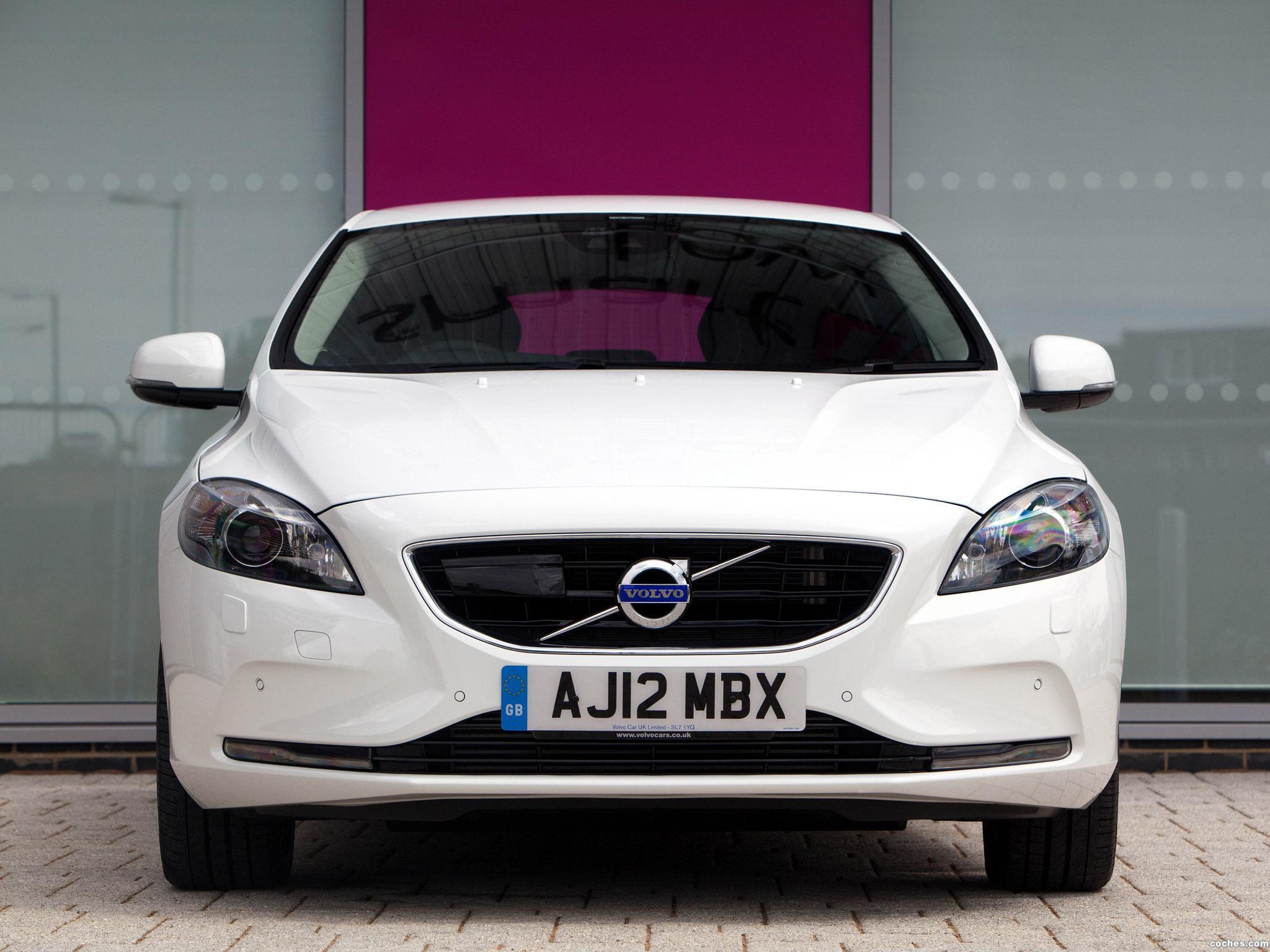 Foto 7 de Volvo V40 D2 UK 2012