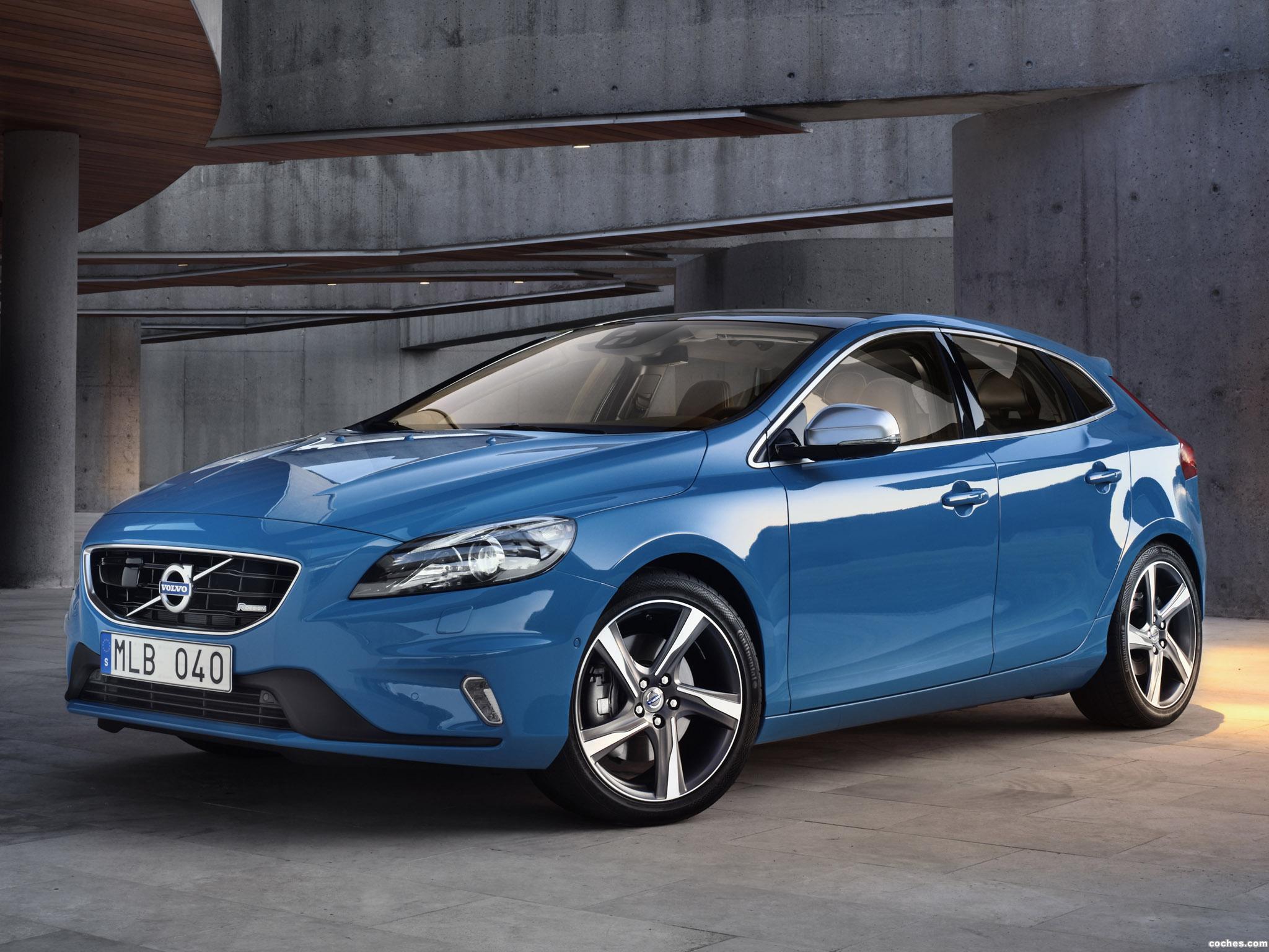 Foto 0 de Volvo V40 R-Design 2012
