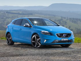 Fotos de Volvo V40 R Design T5 Australia 2013