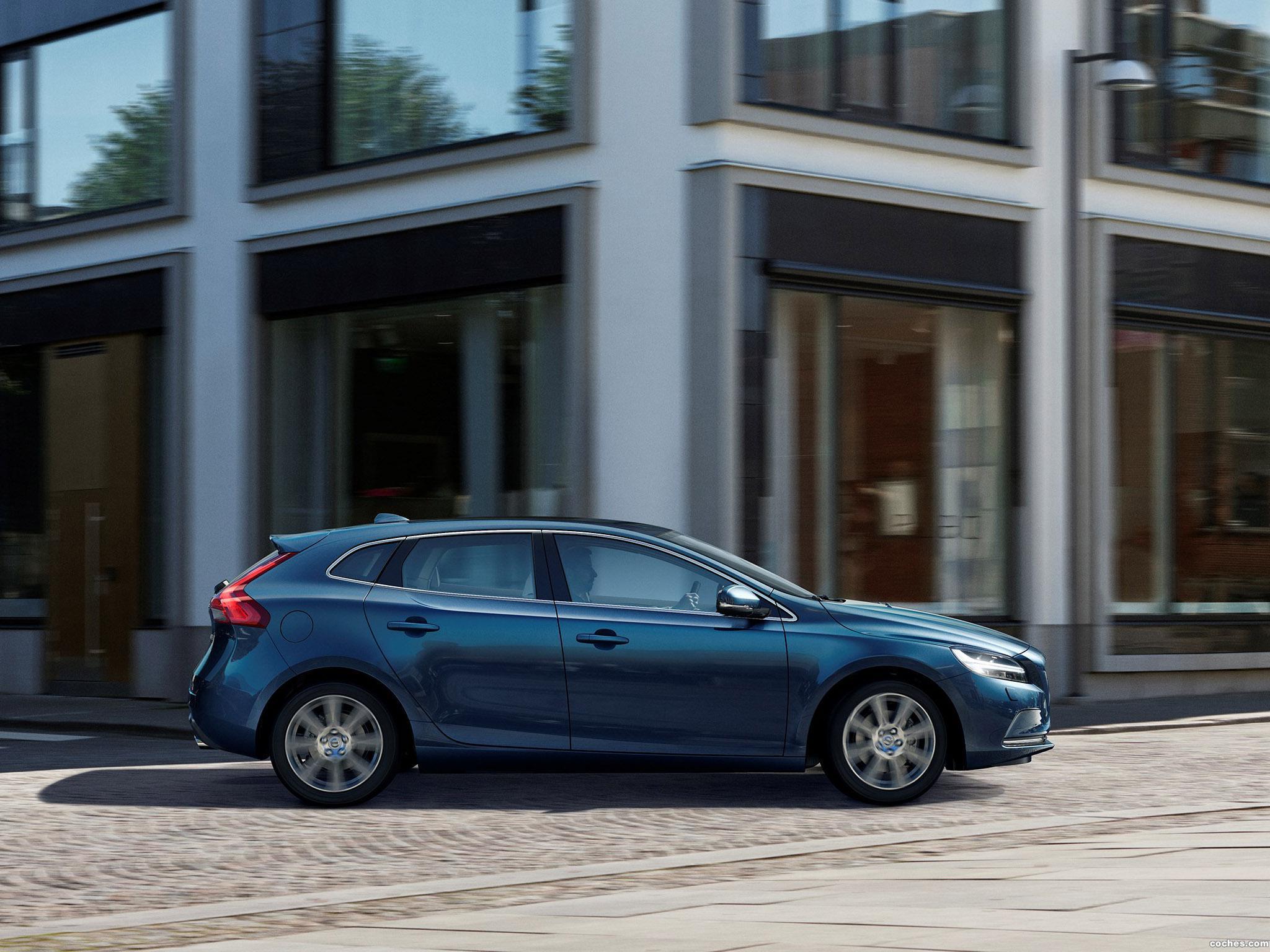 Foto 3 de Volvo V40 T5 Inscription 2016