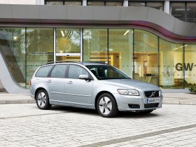 Ver foto 2 de Volvo V50 DRIVe Efficiency 2009