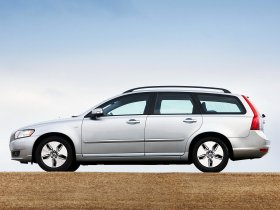 Ver foto 13 de Volvo V50 DRIVe Efficiency 2009