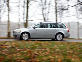 Ver foto 11 de Volvo V50 DRIVe Efficiency 2009