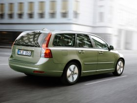 Ver foto 8 de Volvo V50 DRIVe Efficiency 2009