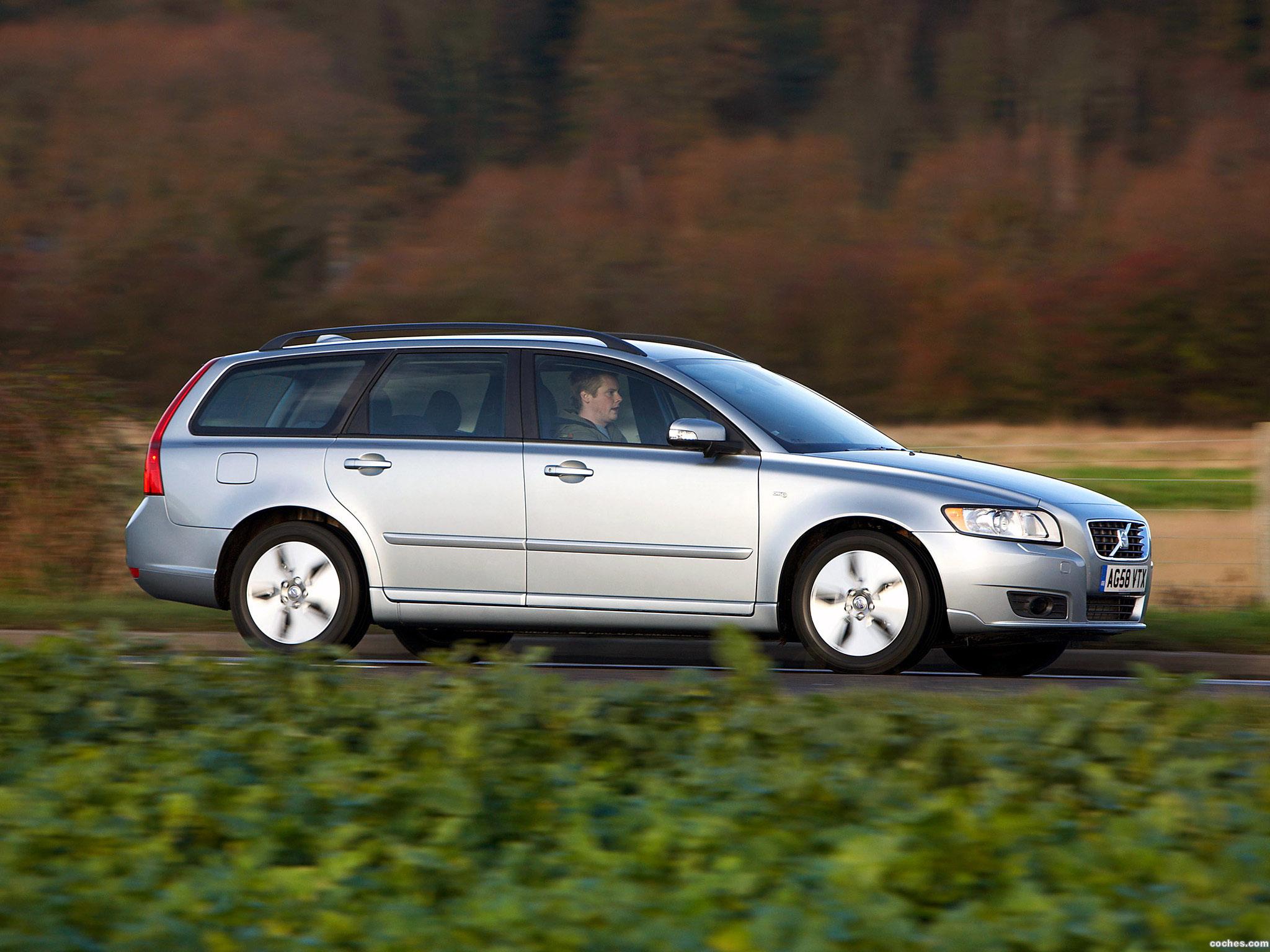 Foto 4 de Volvo V50 DRIVe Efficiency 2009