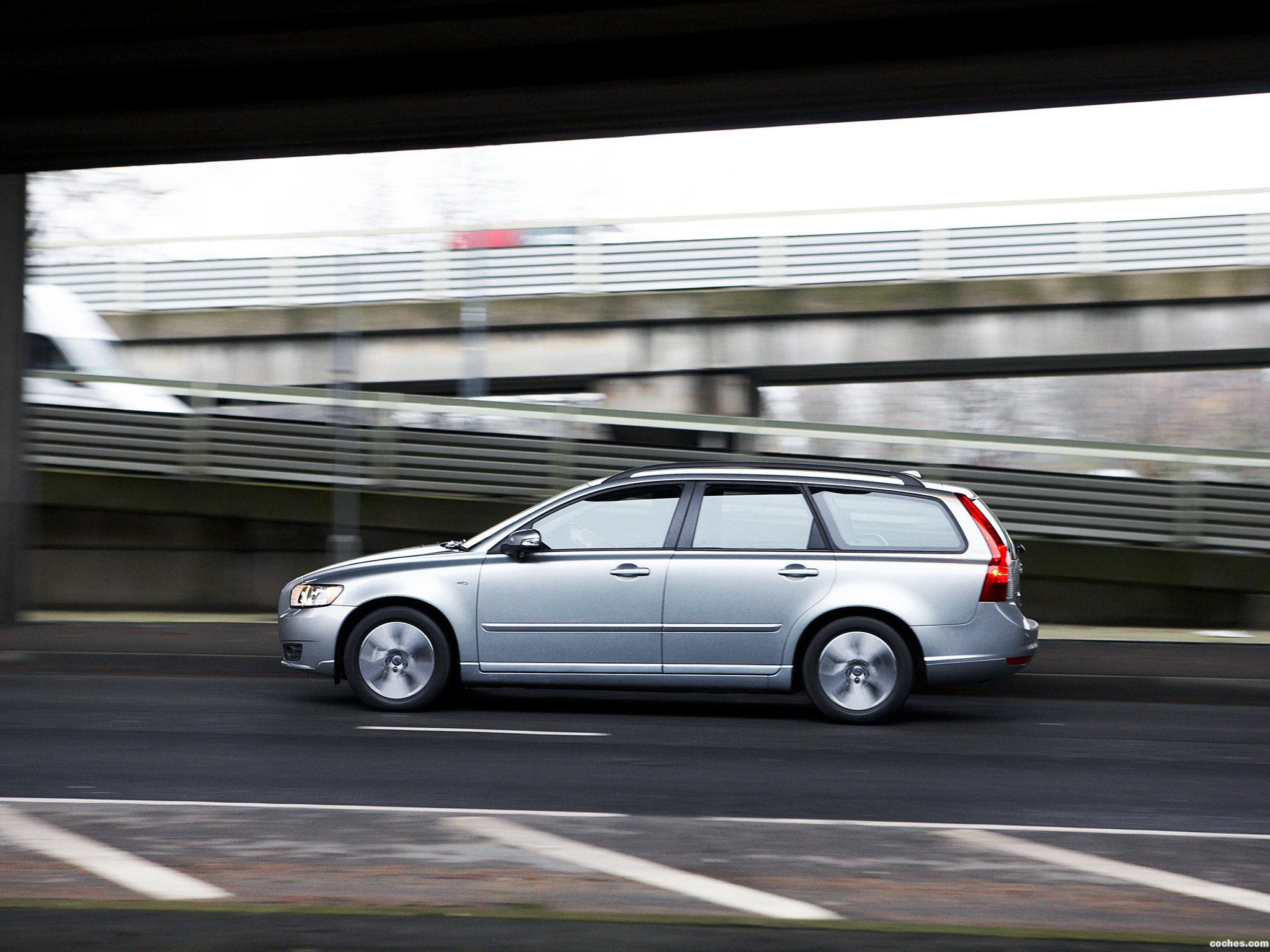 Foto 3 de Volvo V50 DRIVe Efficiency 2009