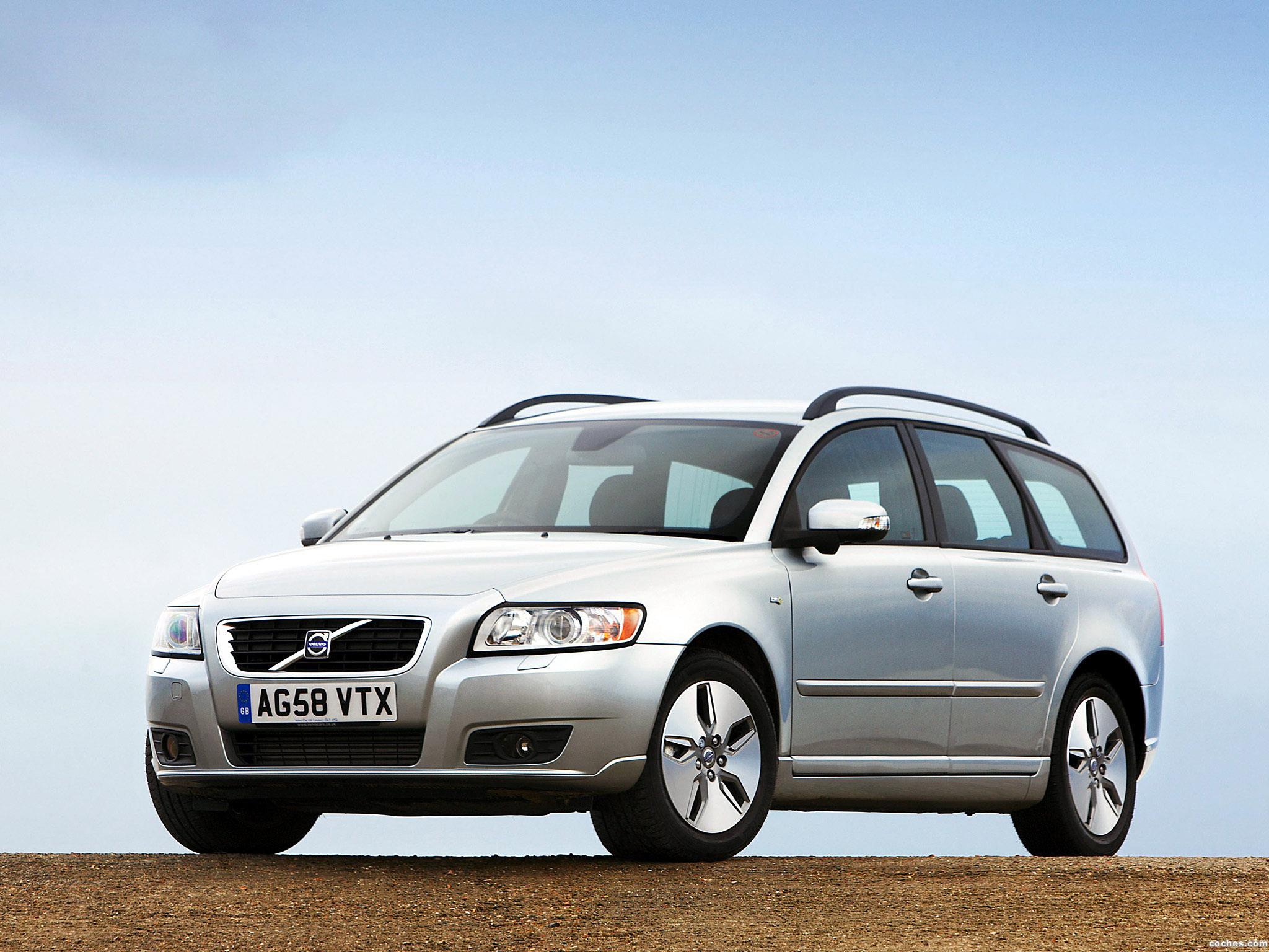 Foto 0 de Volvo V50 DRIVe Efficiency 2009