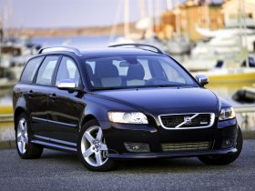 Fotos de Volvo V50 R-Design 2008