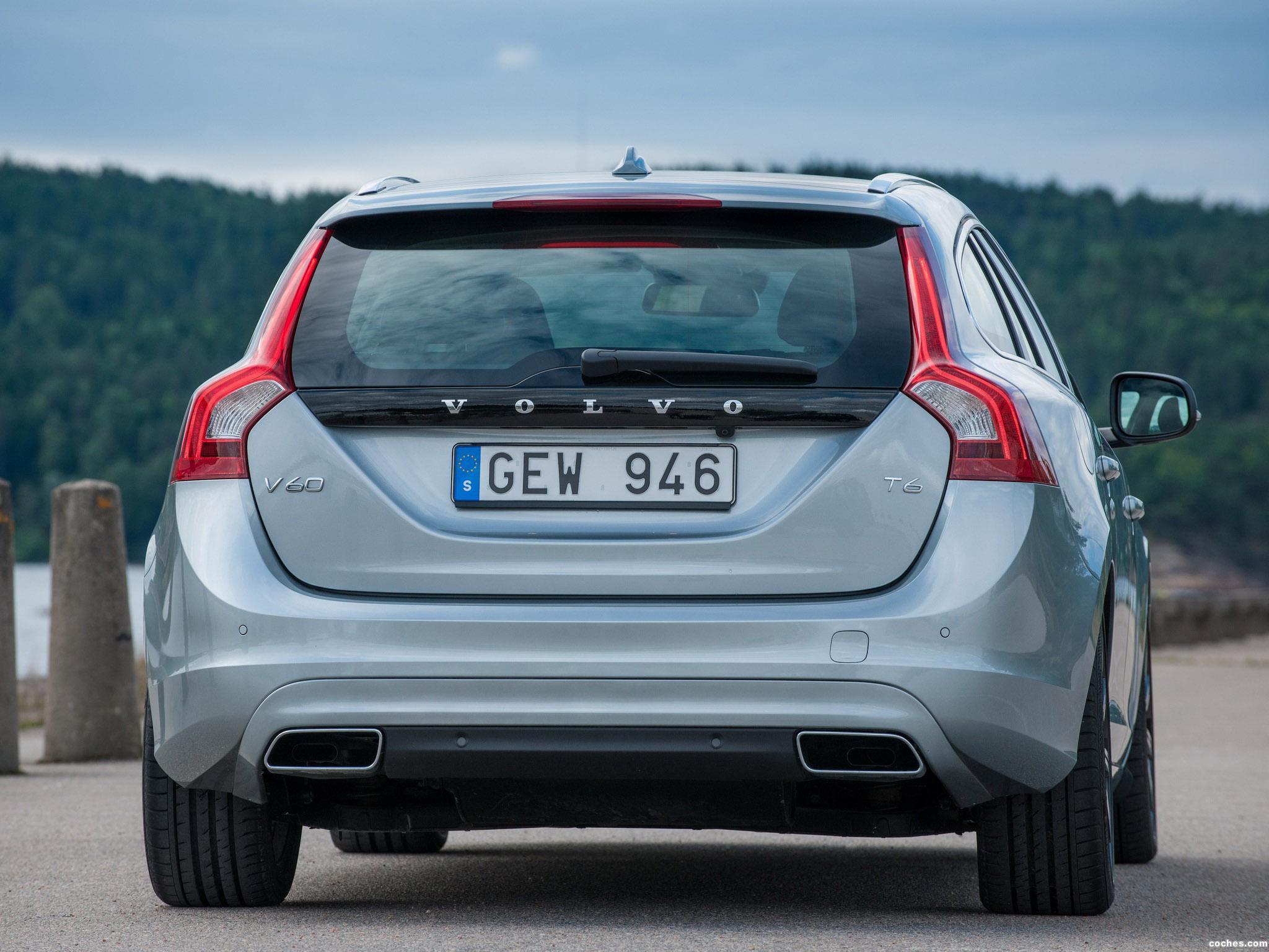 Foto 11 de Volvo V60 2013