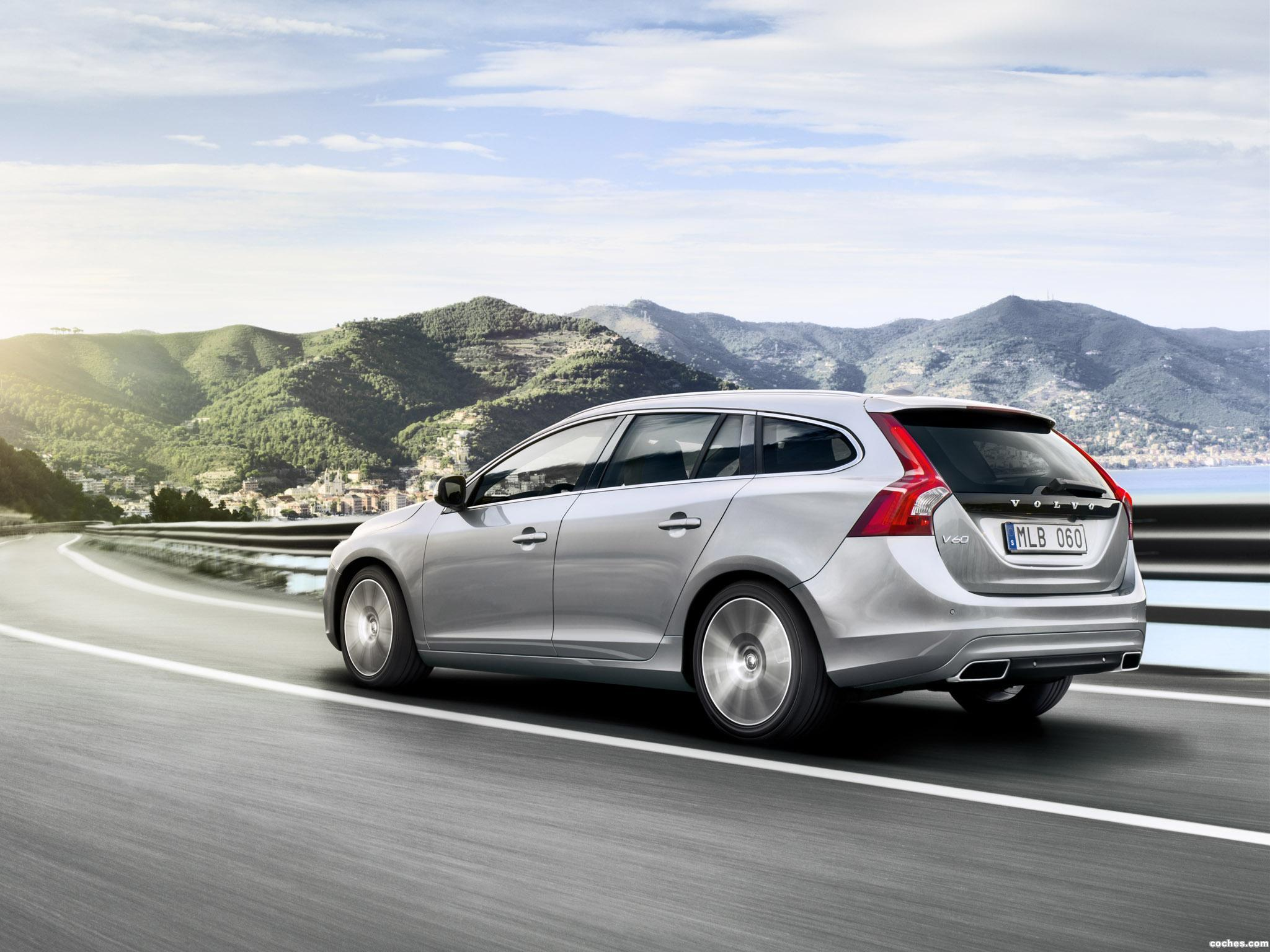 Foto 2 de Volvo V60 2013