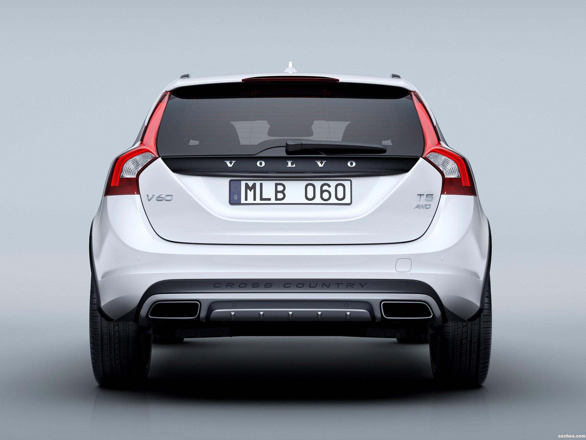 Foto de VOLVO V60 Cross Country