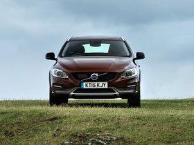 Ver foto 13 de Volvo V60 D3 Cross Country UK 2015