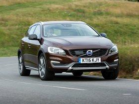 Ver foto 5 de Volvo V60 D3 Cross Country UK 2015