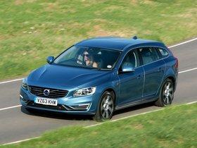 Ver foto 4 de Volvo V60 D6 Plug-in Hybrid UK 2013