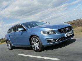 Ver foto 9 de Volvo V60 D6 Plug-in Hybrid UK 2013