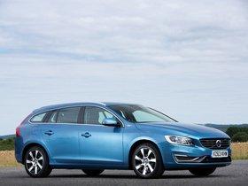 Ver foto 7 de Volvo V60 D6 Plug-in Hybrid UK 2013