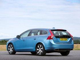 Ver foto 6 de Volvo V60 D6 Plug-in Hybrid UK 2013