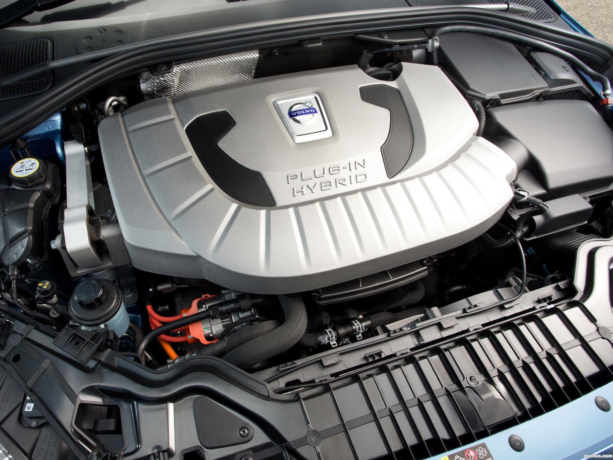 Foto 9 de Volvo V60 D6 Plug-in Hybrid UK 2013