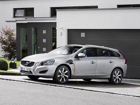 Ver foto 8 de Volvo V60 Plug-in Hybrid 2013