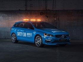 Fotos de Volvo V60 Polestar WTCC Safety Car 2016