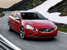 Fotos de Volvo V60 R-Design 2010