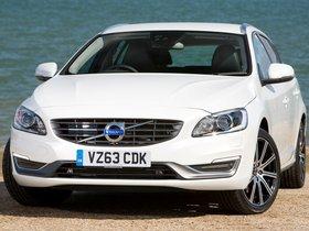 Ver foto 5 de Volvo V60 UK 2013