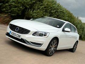 Fotos de Volvo V60 UK 2013