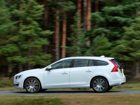 Ver foto 10 de Volvo V60 UK 2013