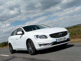 Ver foto 7 de Volvo V60 UK 2013