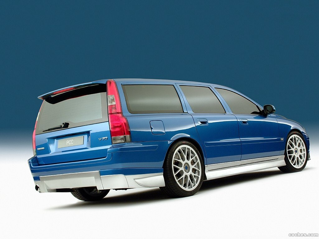 Foto 6 de Volvo V70 2000