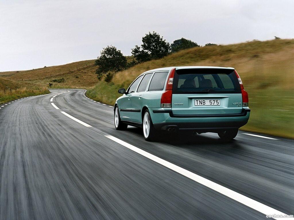 Foto 3 de Volvo V70 2000