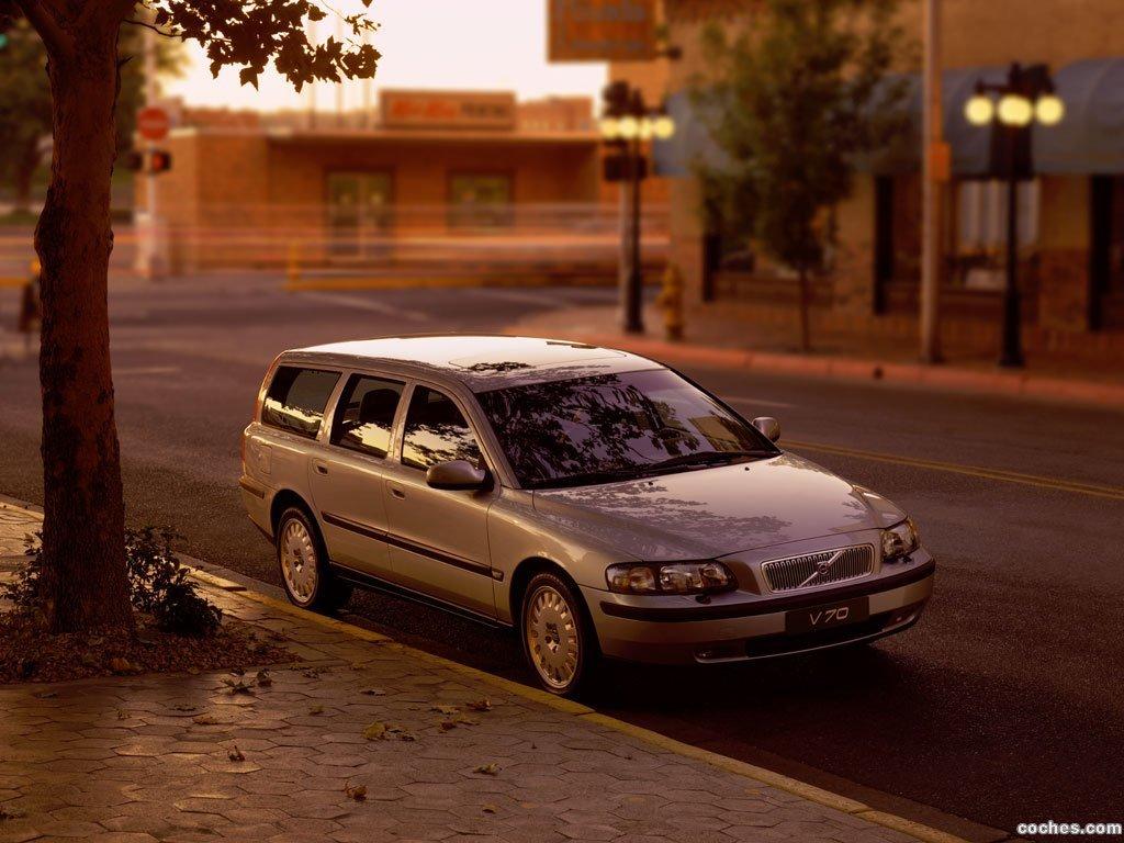 Foto 2 de Volvo V70 2000