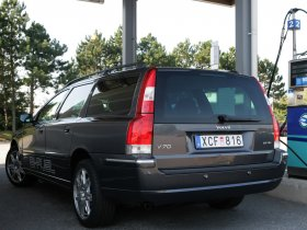 Ver foto 5 de Volvo V70 BI-FUEL 2005