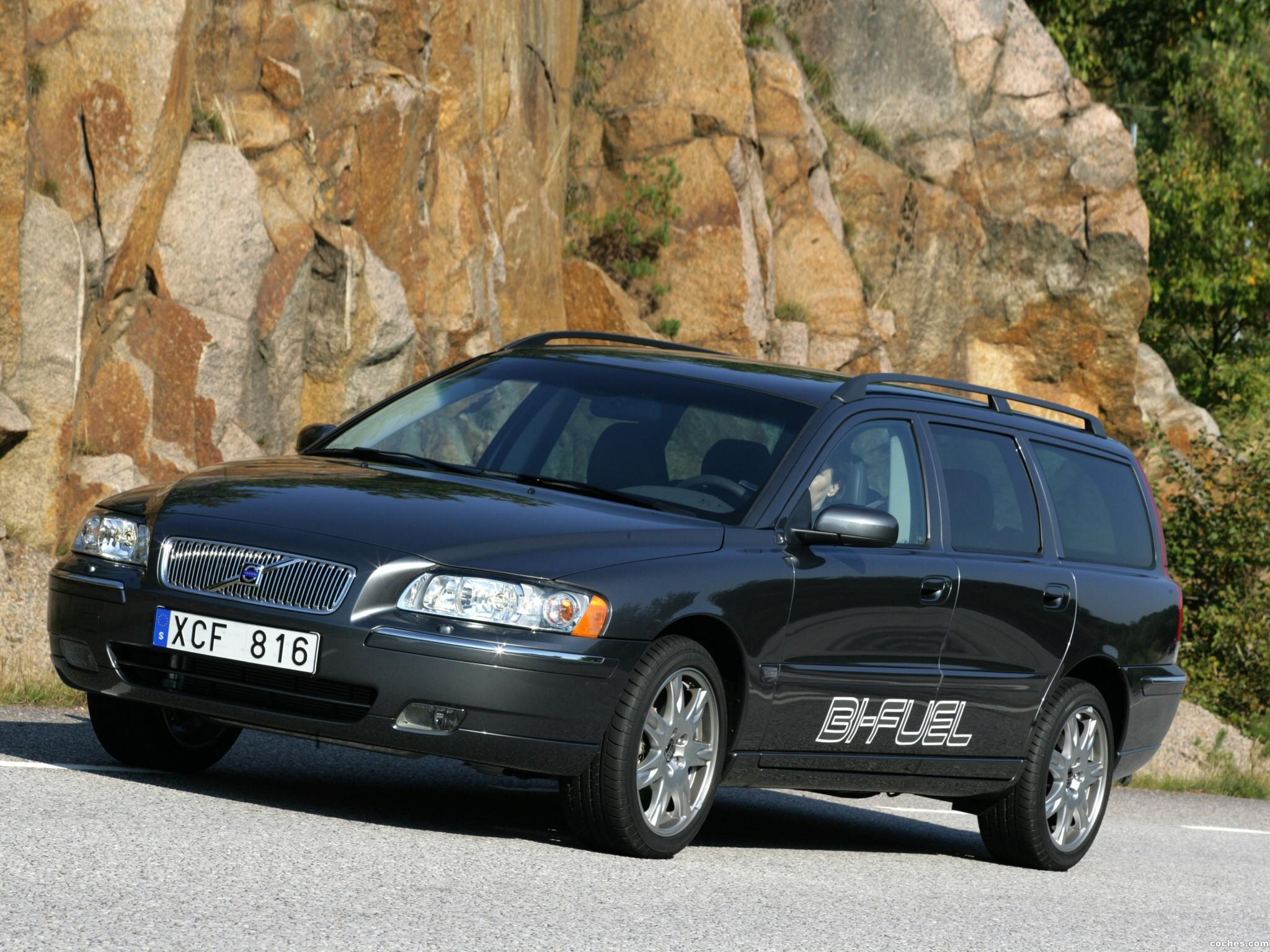 Foto 0 de Volvo V70 BI-FUEL 2005