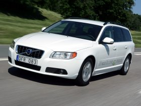 Fotos de Volvo V70 DRIVe Efficiency 2009