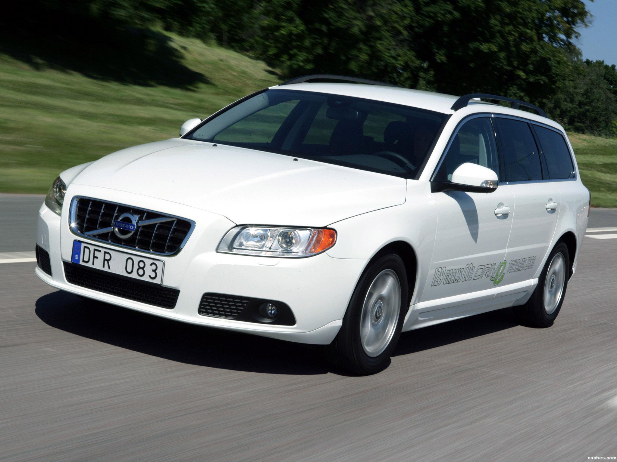 Foto 0 de Volvo V70 DRIVe Efficiency 2009