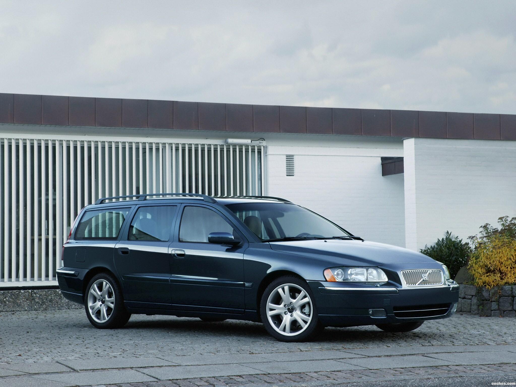 Foto 0 de Volvo V70 Facelift 2004