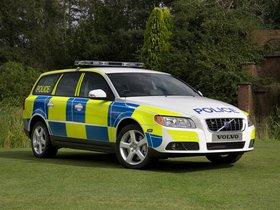 Ver foto 3 de Volvo V70 Police Car 2007