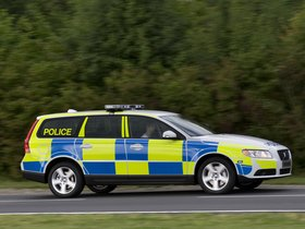 Ver foto 2 de Volvo V70 Police Car 2007