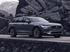 Fotos de Volvo V90 Cross Country B6 2020