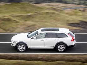 Ver foto 10 de Volvo V90 D4 Cross Country UK  2017