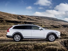 Ver foto 8 de Volvo V90 D4 Cross Country UK  2017
